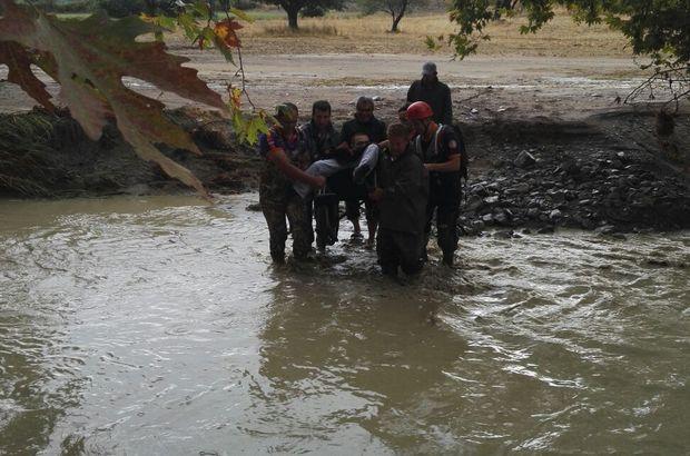 gelibolu yağmur su baskını