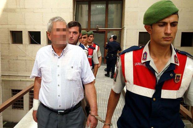 Bursa'da muskacı cinayeti şüphelisi adliyeye sevk edildi