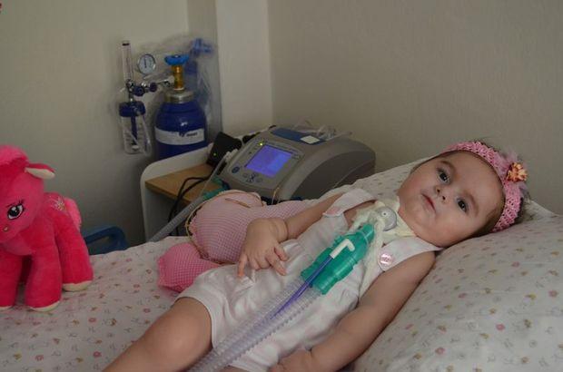 16 aylık Duru bebeğin derdine bakanlık ilaç oldu!