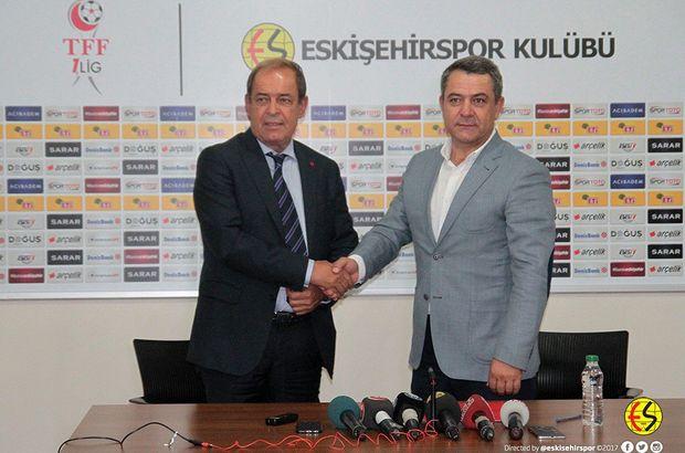 Yücel İldiz, Eskişehirspor'da