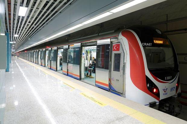 Marmaray ve Metro seferleri uzatıldı