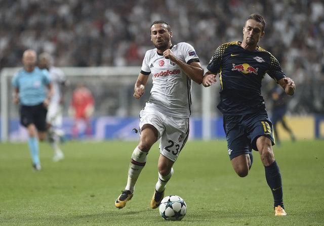 Avrupa, Beşiktaş - Leipzig maçını konuşuyor!