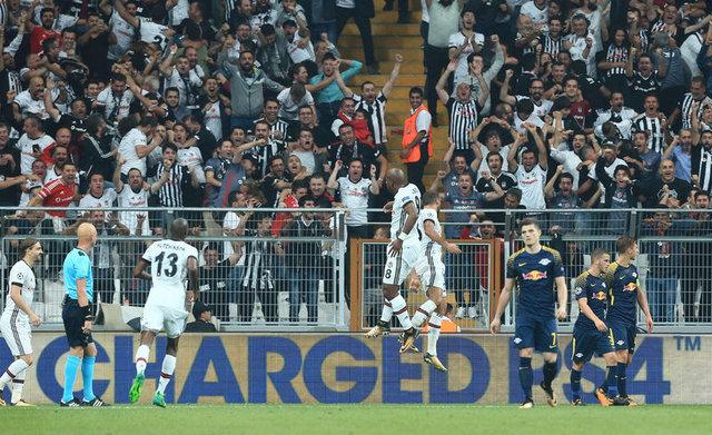 Beşiktaş'ın gösterişsiz kahramanı Ryan Babel
