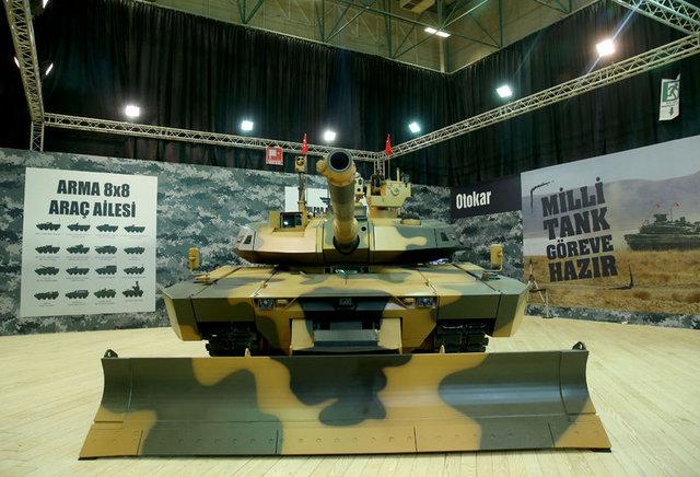 Son Dakika... Yerli tank ne zaman üretilecek? Bakan Canikli açıkladı