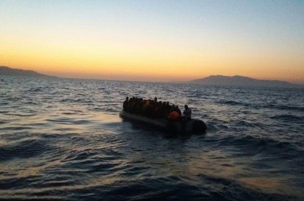 Ege Denizi'nde yasa dışı göçle mücadele