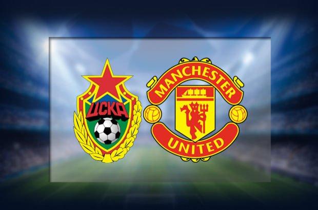 CSKA Moskova - Manchester United