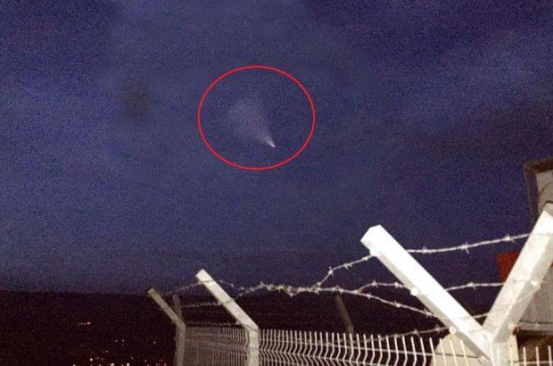 Kars'ta göktaşı alarmı! Ekipler bölgede