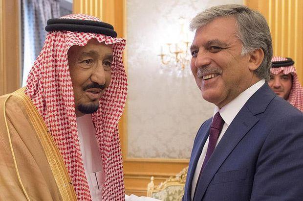 Abdullah Gül'den Kral Salman'a tebrik