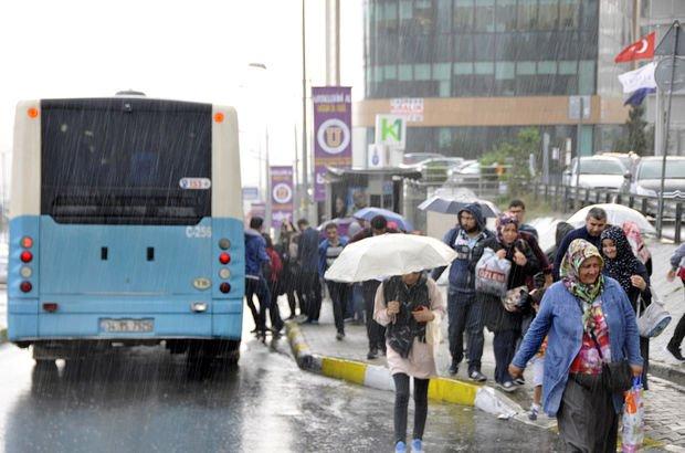 İstanbul Hava Durumu - 27 Eylül 2017