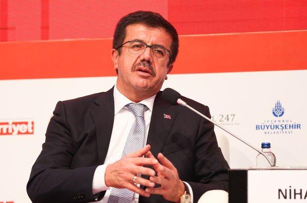 Ekonomi Bakanı Nihat Zeybekci 'MTV' açıklamasını değerlendirdi