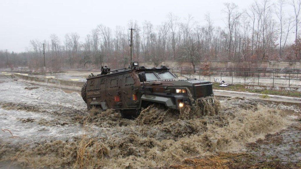 Savunmanın en yenisi 'HIZIR' sahaya iniyor