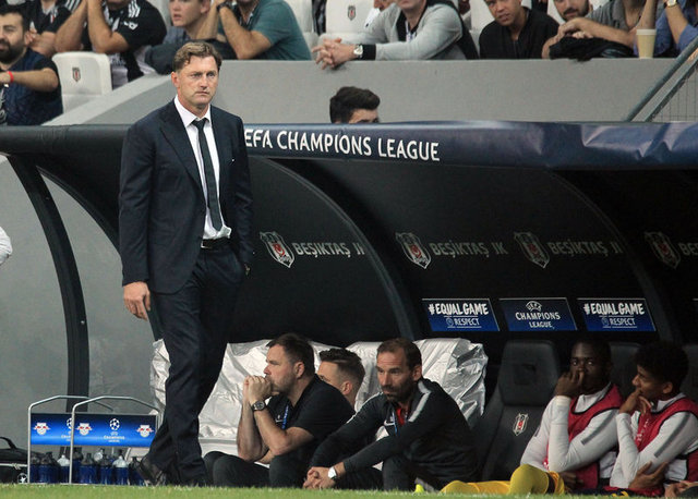 Beşiktaş'a yenilen Leipzig karıştı