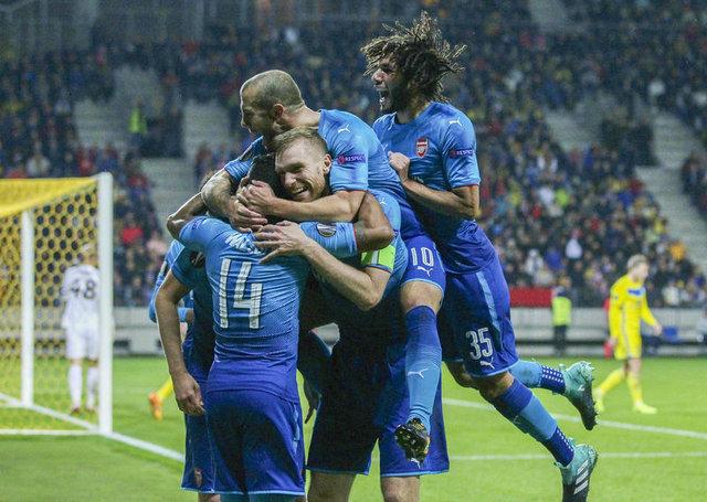 UEFA Avrupa Ligi'nde 2. hafta maçları toplu sonuçları