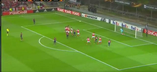 Emre Belözoğlu'nun harika golü sonrası sosyal medya 'patladı'