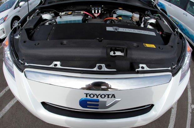 Japon otomotiv devleri Toyota ve Mazda'dan ortak şirket