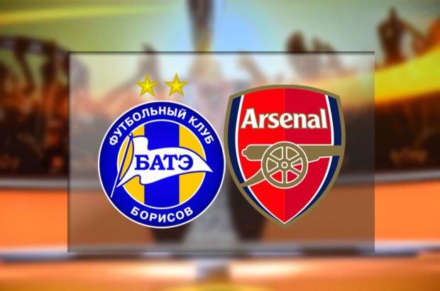 BATE Borisov - Arsenal