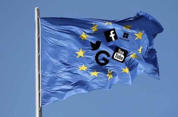 Avrupa Birliği'nden Twitter ve Facebook'a son ültimatom