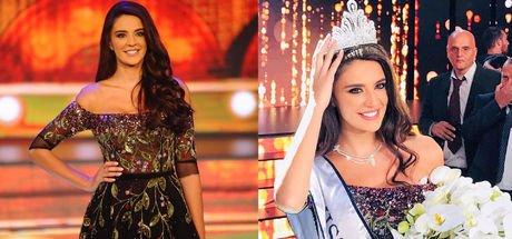 Lübnan'ın en güzel kadını Perla Helou oldu