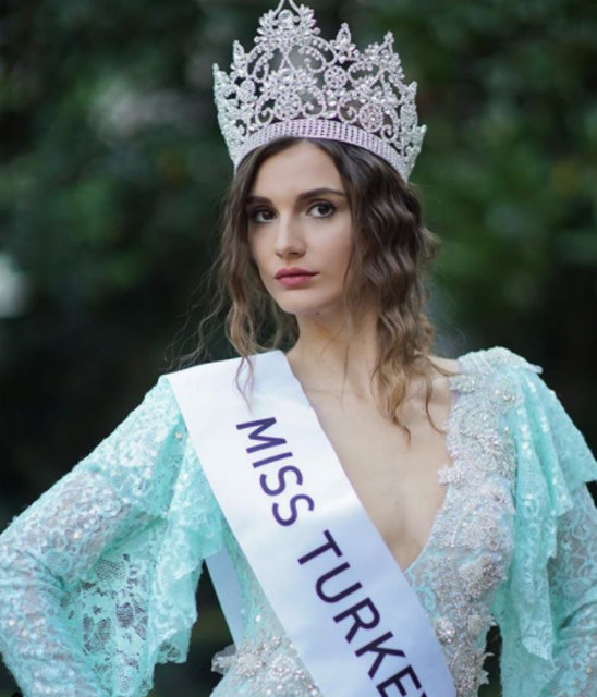 Miss World 2017'de Aslı Sümen'in rakipleri