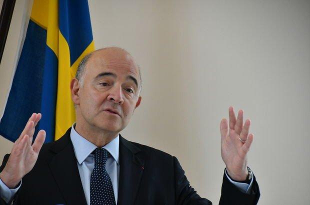 Pierre Moscovici: AB ülkelerinin avroya geçmesini istiyoruz ama onları zorlamayacağız