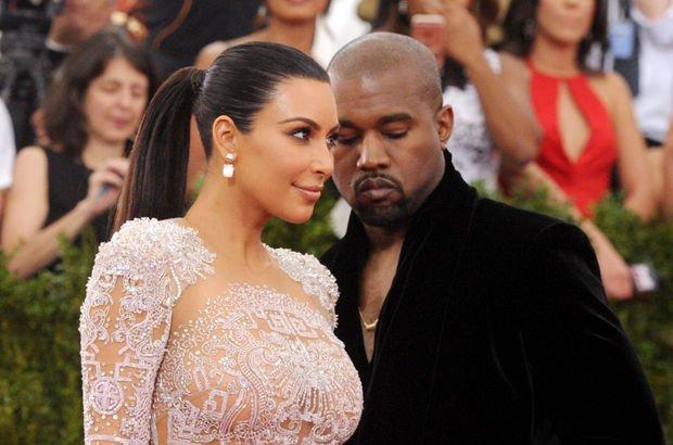 Kim Kardashian'ın üçüncü bebeği yolda!