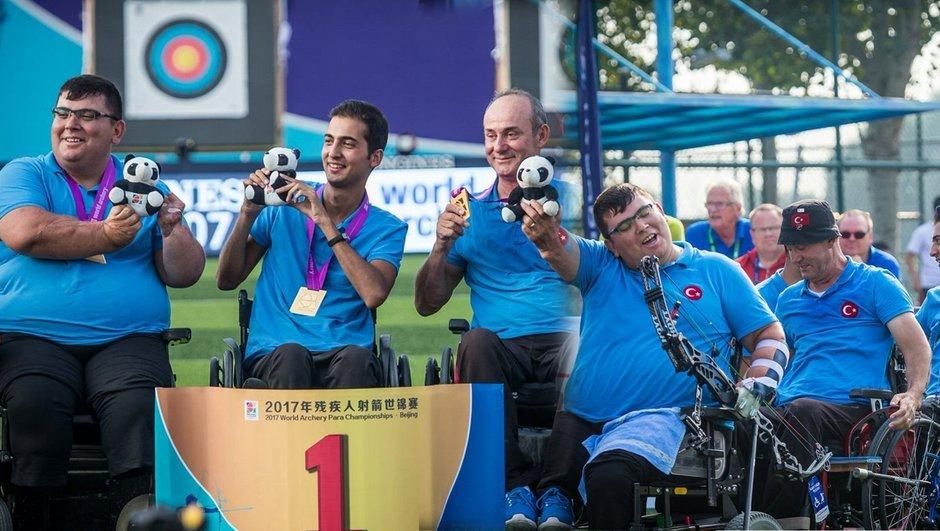 Paralimpik Okçuluk Dünya Şampiyonası