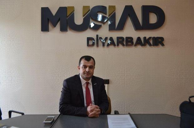 MÜSİAD Diyarbakır Şube Başkanı'na yeğen kurşunu