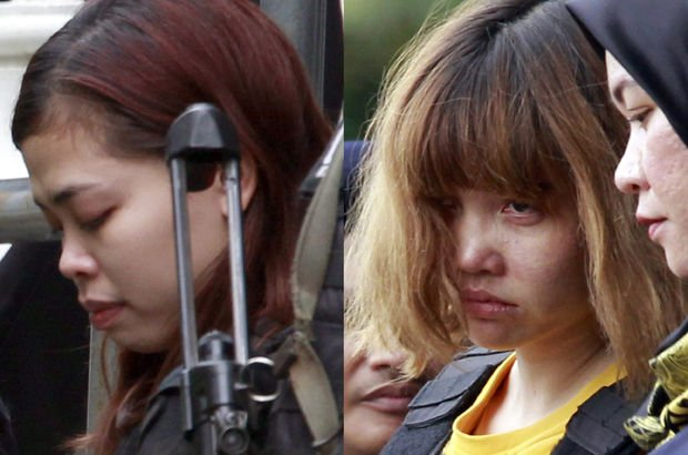 Kim Jong Nam'ı öldüren kadınlar: