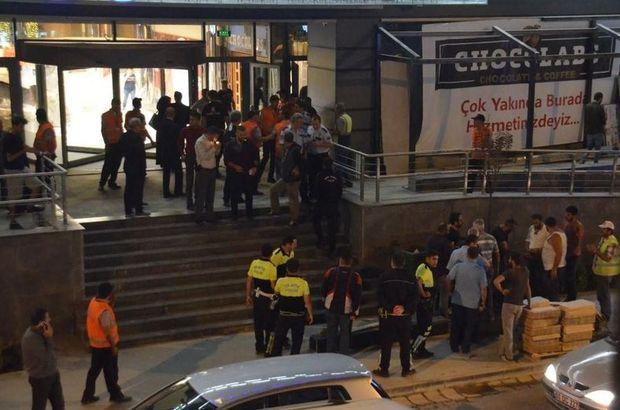 Nevşehir'de yeni açılacak AVM çalışanları kavga etti: 5 yaralı