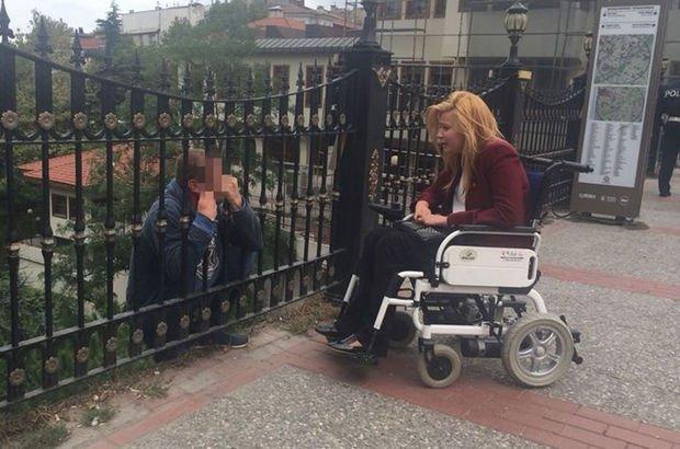 Bursa'da intihar girişiminde bulunan kişiyi milletvekili ikna etti