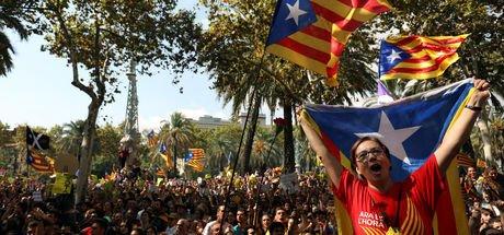 Tüm gözler Katalonya'da: Avrupa'da yeni bir devlet mi kurulacak?