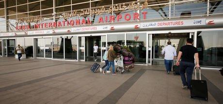Bağdat: IKBY'ye uçuşlar durdu!