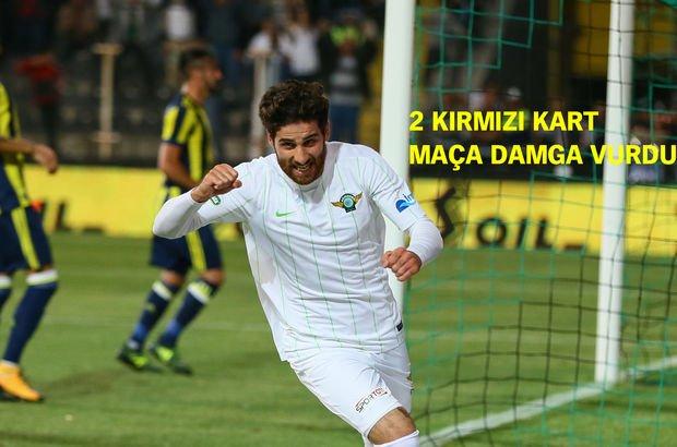 Akhisarspor - Fenerbahçe