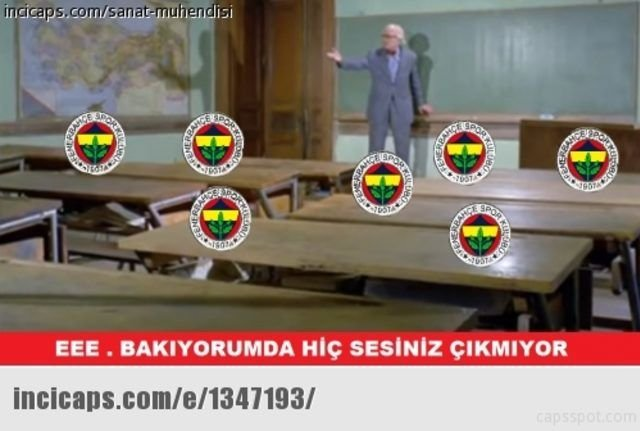 Akhisarspor - Fenerbahçe maçı sonrası Caps'ler