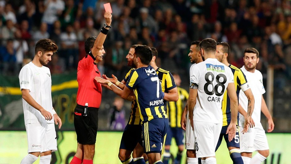 Akhisar - Fenerbahçe