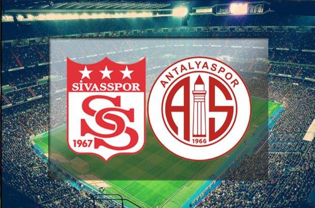 Sivasspor - Antalyaspor