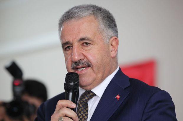 Ulaştırma Bakanı Ahmet Arslan apandisit ameliyatı oldu