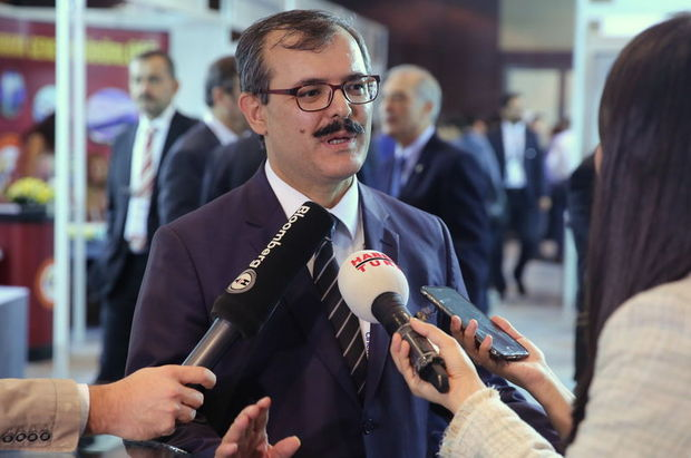 Enerji ve Tabii Kaynaklar Bakanlığı Müsteşar Yardımcısı Abdülkerim Yörükoğlu