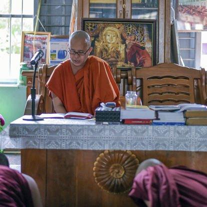 969 Hareketi'nin Myanmar'daki rolü