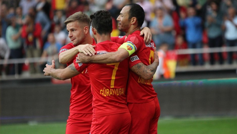 Kayserispor: 3 - Bursaspor: 1
