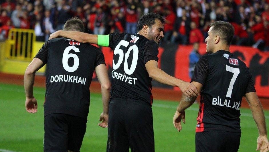Eskişehirspor: 3 - Manisaspor: 2