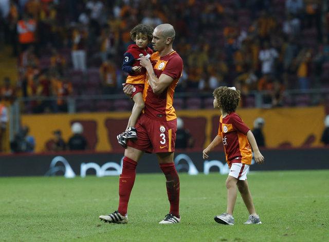 Galatasaray'ı galibiyete taşıyan Maicon 2. golünü anlattı