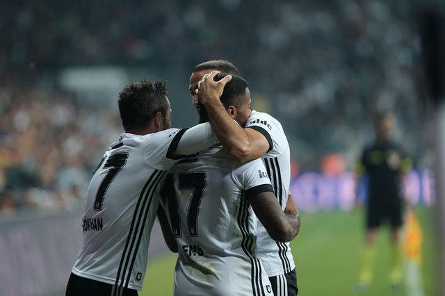 ''Beşiktaş, Dirar'ın attığı golle, pardon Lens atmış''