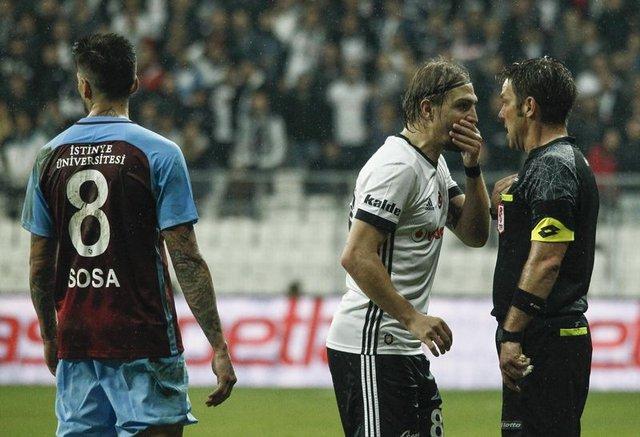 Beşiktaş - Trabzonspor maçının hakemi Fırat Aydınus verdiği kararlar doğru mu?
