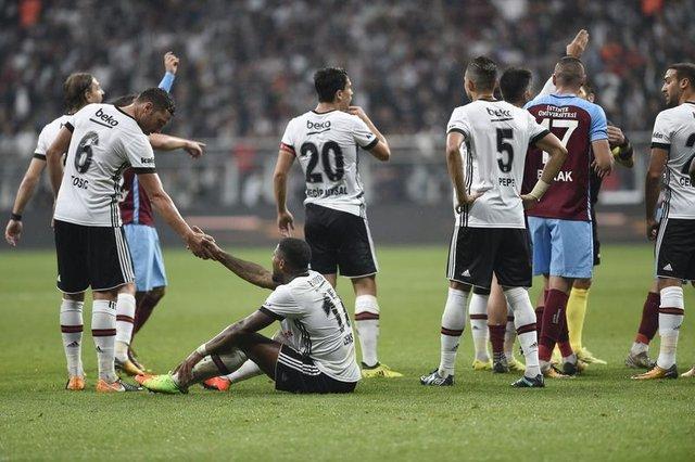 Rıdvan Dilmen, Beşiktaş - Trabzonspor maçını yorumladı