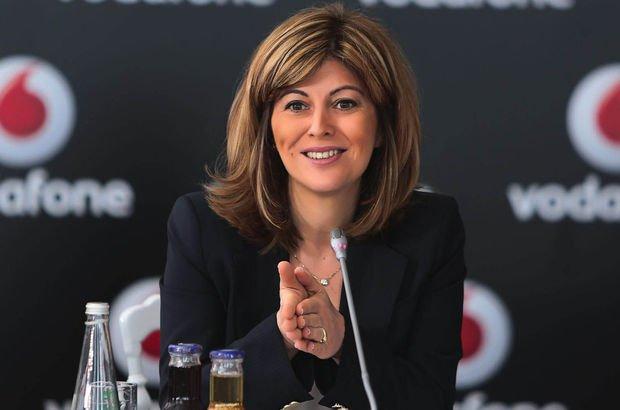 Serpil Timuray ABD En Güçlü Kadınlar Uluslararası Listesi Vodafone