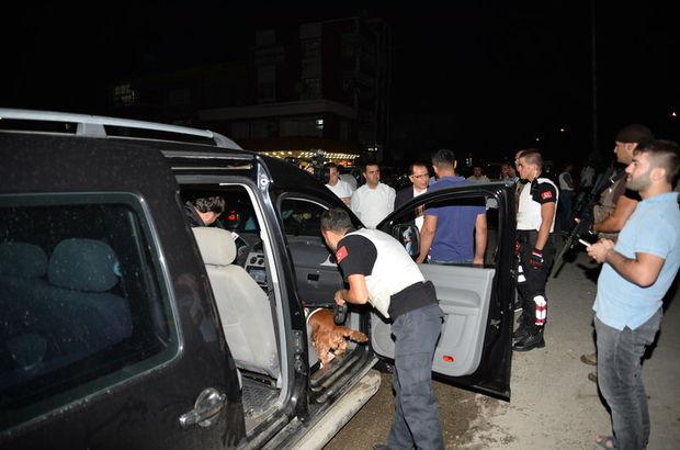 Adana'da 1700 polis ile hava destekli asayiş uygulaması