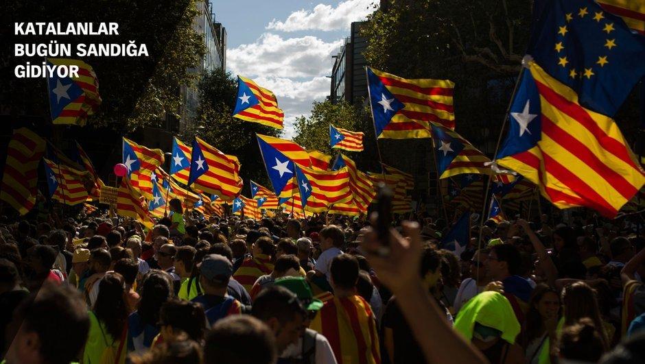 İspanya Katalanla