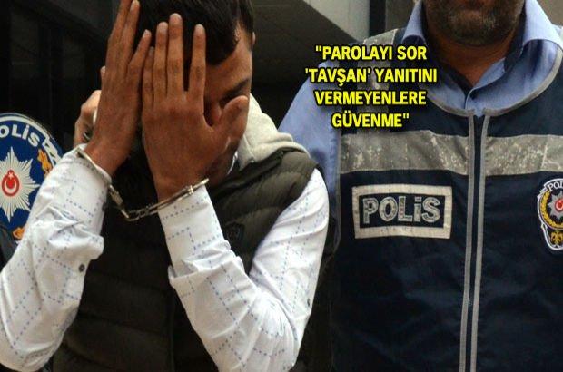 Bursa'da sahte polislere parasını kaptıran vatandaş gerçek polislere parola sordu