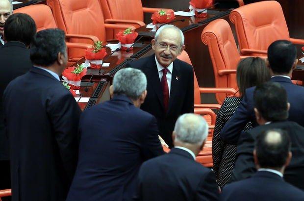 Kılıçdaroğlu: Meclis Başkanı aradı özür diledi